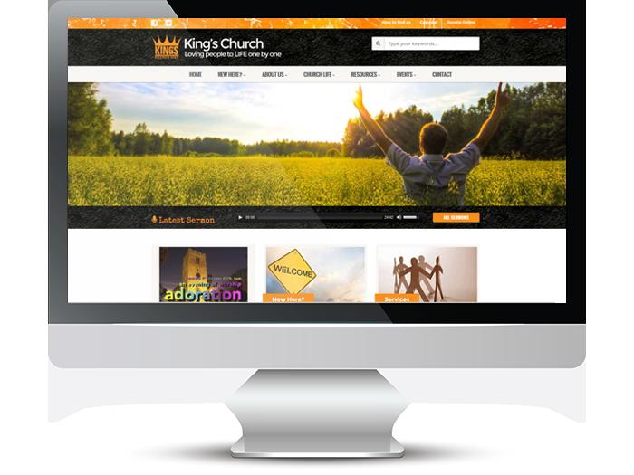 Aston Accountants Web Screenshot