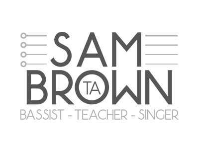 Sam TA Brown – Bassist/Singer